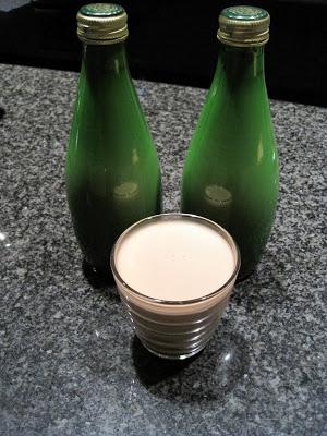 Homemade Irish Creme Whisky