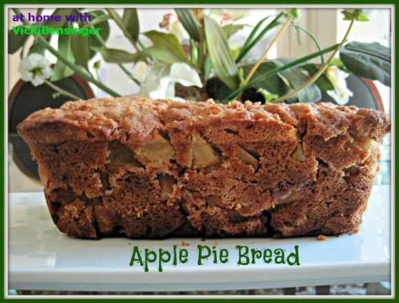 Apple Pie Bread | Cooking and Recipes