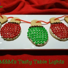 M&M's Tasty Table Lights