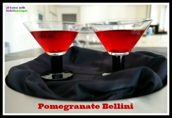Pomegranate Bellini-1