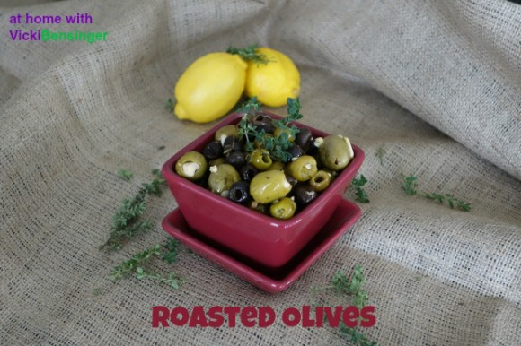 Roasted Olives 1