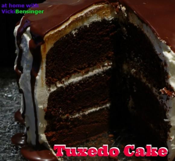 Rebecca Rather Tuxedo Cake Recipe