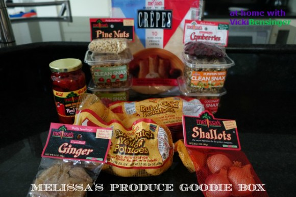 Melissa's Produce Goodie Box