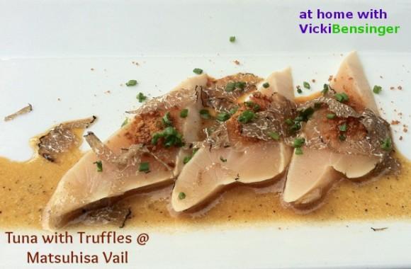 sushi 3 tuna with truffles