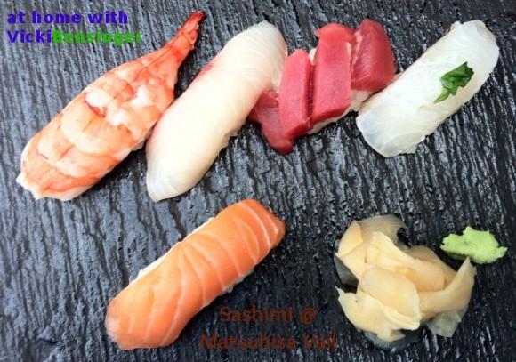 sushi 6 sashimi