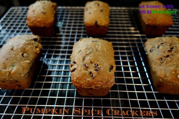 Pumpkin Spice Crackers 2