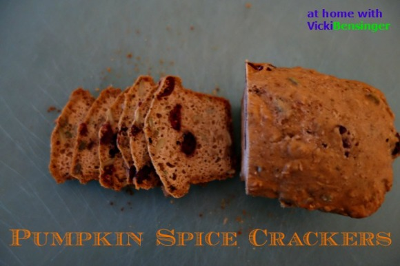 Pumpkin Spice Crackers 4