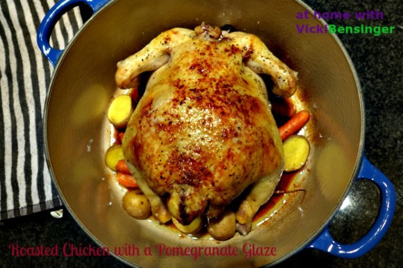Roasted Chicken with a Pomegranate Glaze.jpg