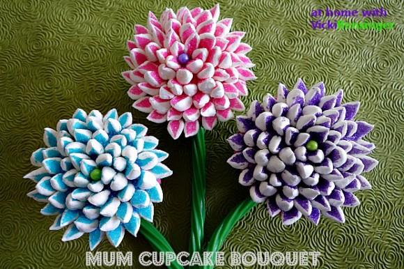 Mum Cupcake Bouquet