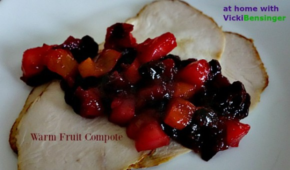 Warm Fruit Compote