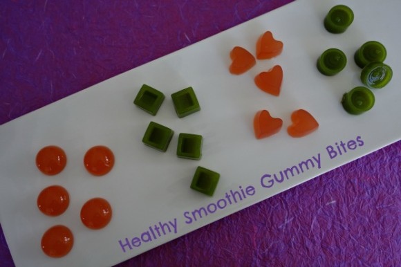 Healthy Smoothie Gummy Bites 1