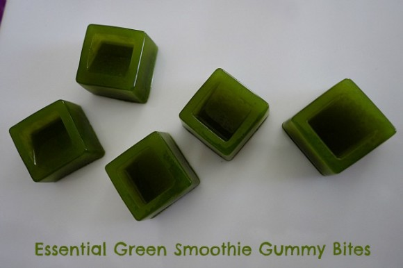 Healthy Smoothie Gummy Bites 3
