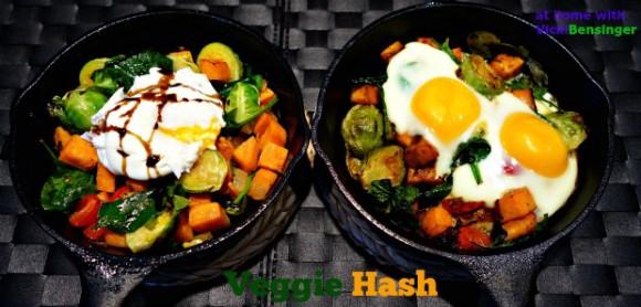 Veggie Hash 2