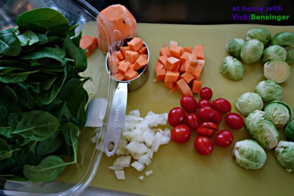Veggie Hash
