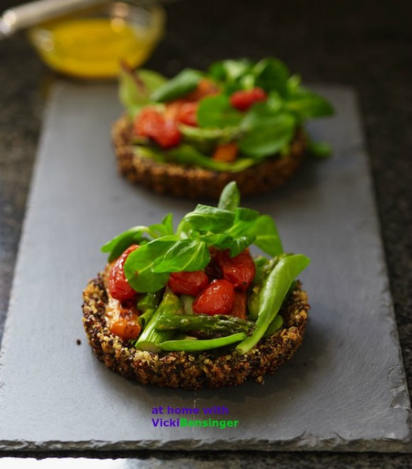 quinoa tart WWK 620