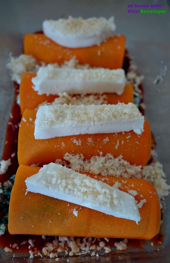 Butternut Squash Lasagna 10