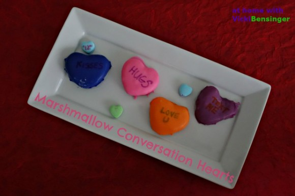 Marshmallow Conversation Hearts 1