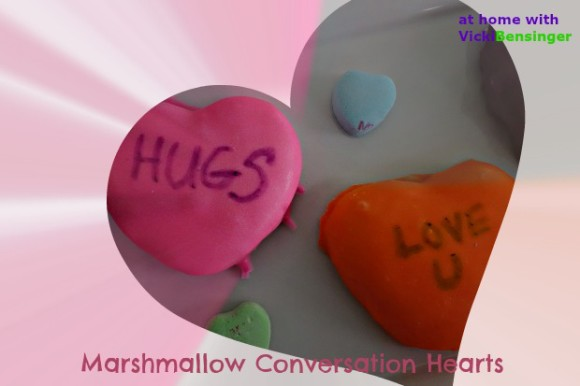 Marshmallow Conversation Hearts 3