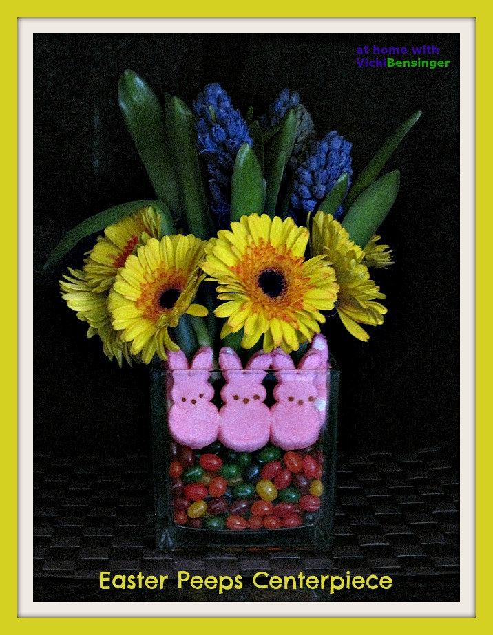 Easter Peeps Centerpiece 2aa