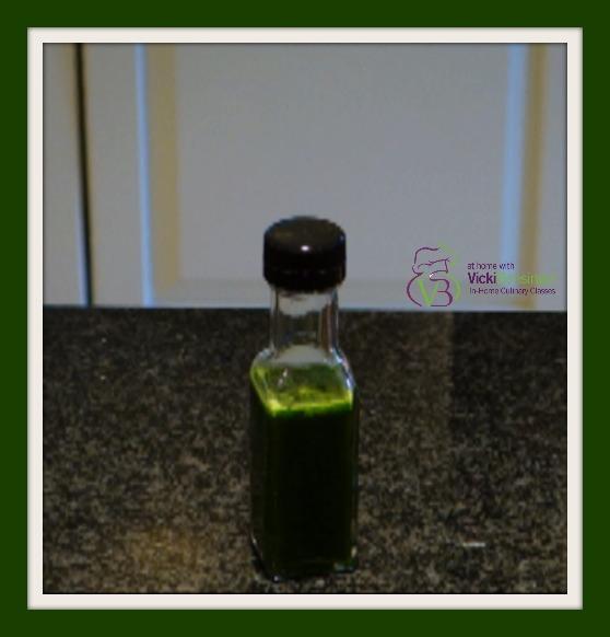 Basil olive oil 10ab