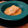 Salmon Poached in Coconut Milk 4