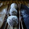 Chocolate Avocado Snowball Truffle