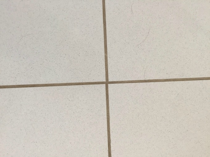 Homemade Natural Grout Cleaner - At Home with Vicki Bensinger