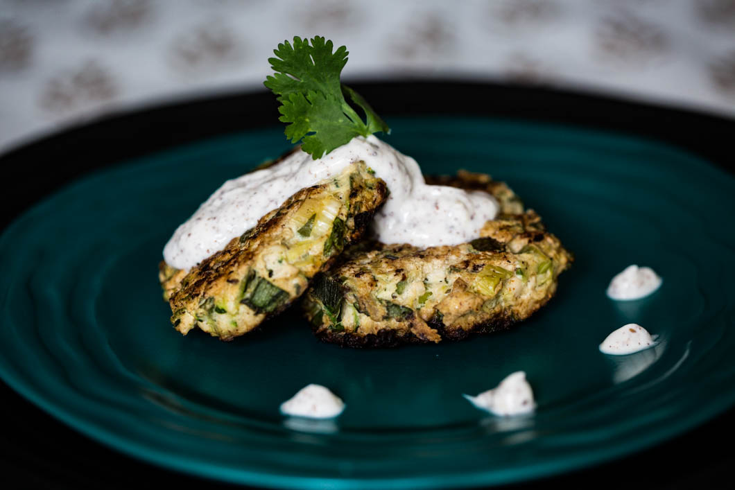 Turkey & Zucchini Burgers | Cooking and Recipes
