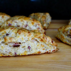 Applewood Smoked Bacon & Cotswold Scones
