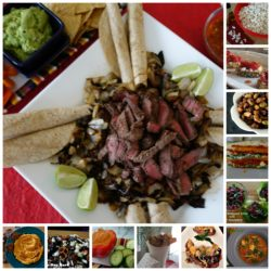 Super Bowl Healthy Dishes