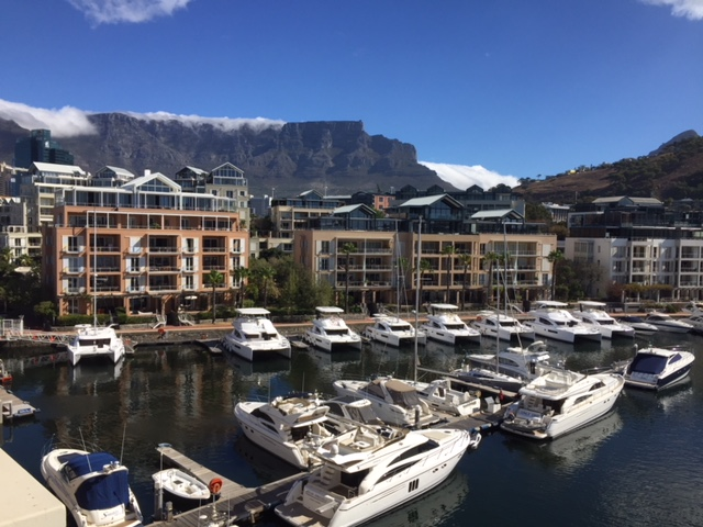 Cape Grace Hotel Marina, Cape Town South Africa