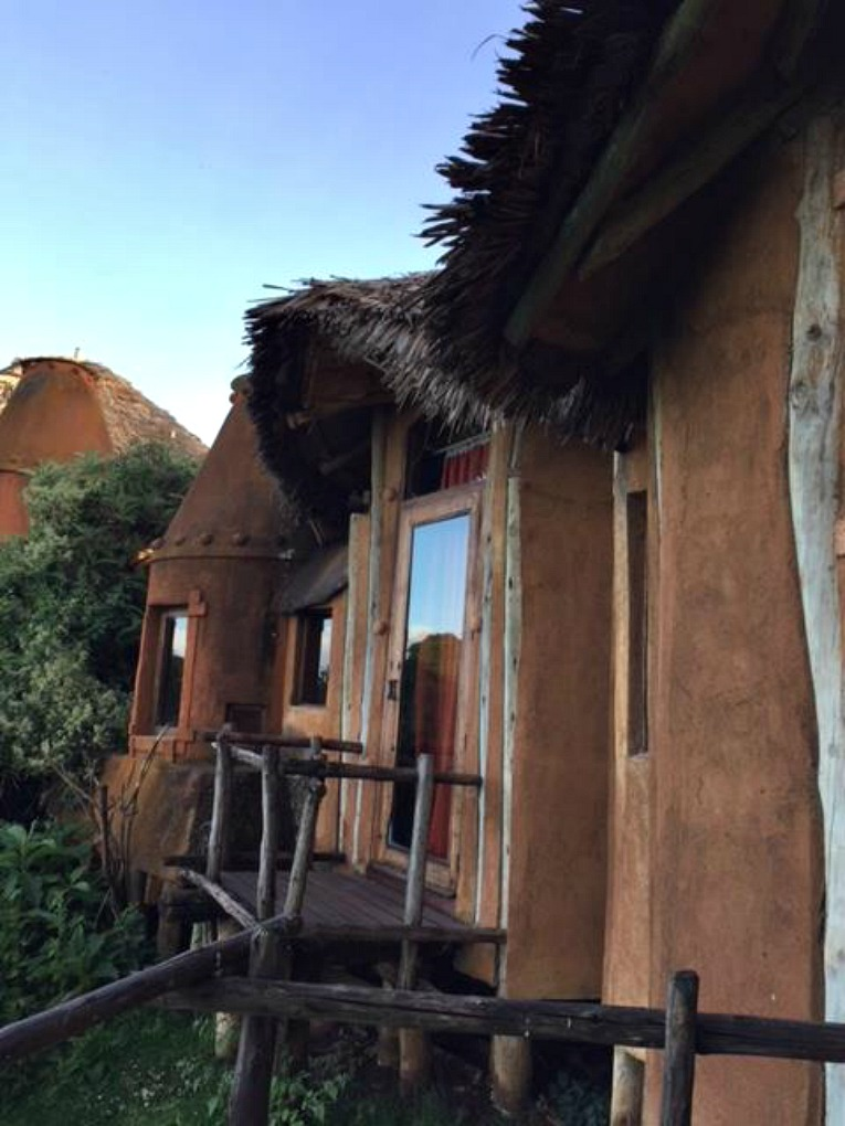 Ngorongoro Crater Lodge Hut