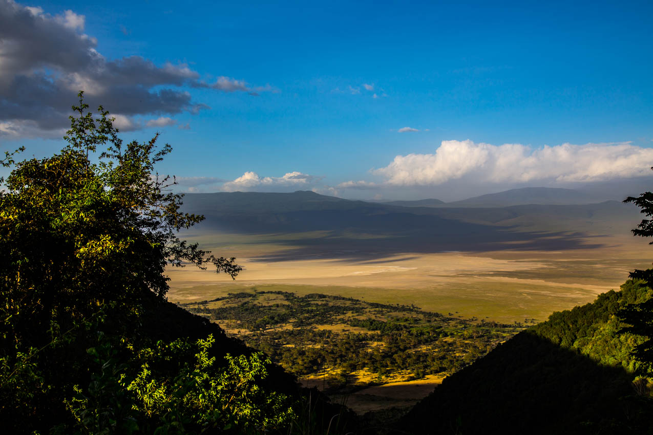 Serengeti- Ngorongor Crater