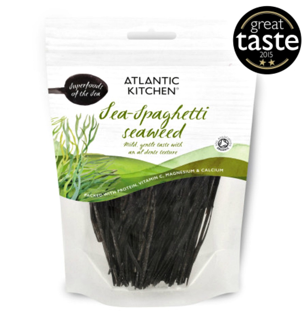 Sea Spaghetti Seaweed Bag by Atlantic Kitchen