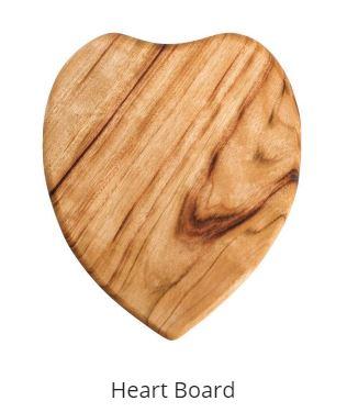 FabSlabs Heart Board