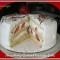 Strawberry Custard Cassata Cake